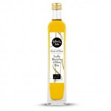 Huile d'olive aromatisée à la truffe blanche Biologique – 1001 Huiles – 100ml