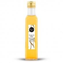 Vinaigre de cidre normand AOC au miel de Forêt – 1001 Huiles – 250ml