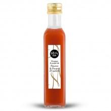 Vinaigre à la pulpe de poivron au piment d'espelette – 1001 Huiles – 250ml
