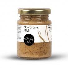 Moutarde au Miel – 1001 huiles – 100g