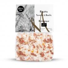 Risotto à la tomate et au basilic Biologique – 1001 Huiles – 250g