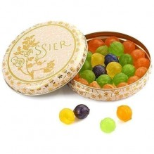 Boissier – Assortiment Bonbons Boules aux Fleurs – 70g