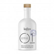 Huile d'Olive Kalios – 01 Récolte début de saison