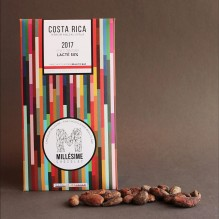 Millésime Chocolat – Costa Rica – Lacté 50%