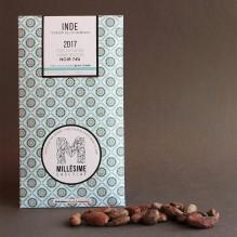 Millésime Chocolat – Inde – noir 74%