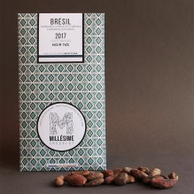 Millésime Chocolat – Brésil – noir 76%