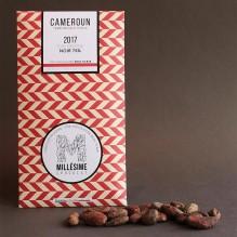 Millésime Chocolat – Cameroun – noir 75%