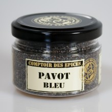 Pavot bleu