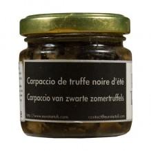 Carpaccio de Truffe noire d'été 80g