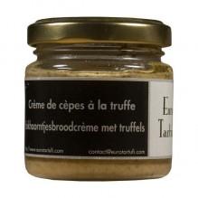 Crème de Cèpes à la Truffe 80g