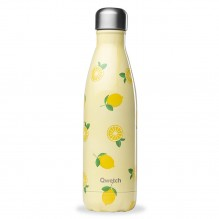 Bouteille isotherme – Lemon – 500ml – Qwetch