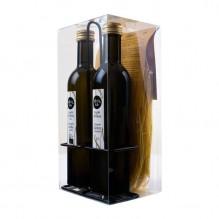 Cadeau, 2 huiles d'olive, pâtes à la Truffe
